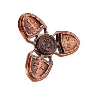Party Favor, Crusader Fidget Spinner, Copper 🌸